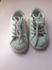 cadb6fdf489 Zara Baby  Tênis Para Bebê Menina