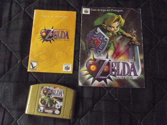 The Legend Of Zelda Majoras Mask Para Nintendo 64