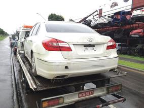 Sucata De Hyundai Genesis Para Retirada De Pecas