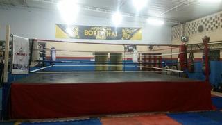 Ringue Profissional De Boxe E Muay Thai 7x7