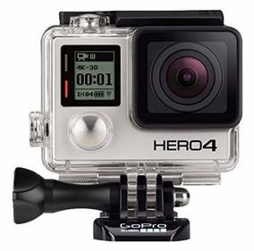 Câmera Gopro Hero 4 Black 12mp C/wifi Bluetooth E Grava 4k