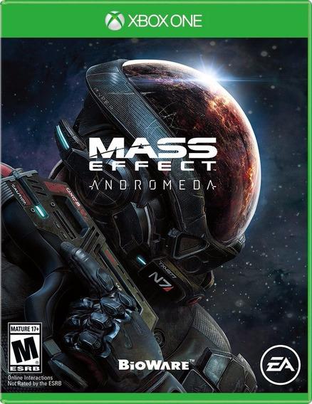 Mass Effect Andromeda - Xbox One - Pronta Entrega! Nacional!