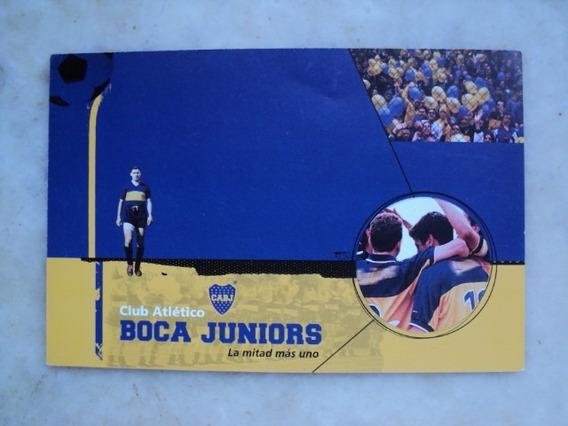 Boca Juniors Tarjetas Postales Nuevas Envíos A Todo El Pais