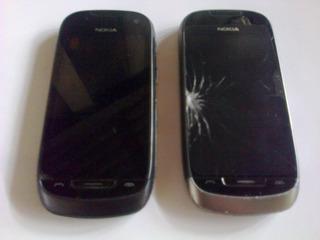 Vendo 2 Nokia 701 Usado Para Retira Peças