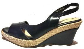 Zapato Tipo Sandalia Wedge ~ Guss ~ Cositas.#1136