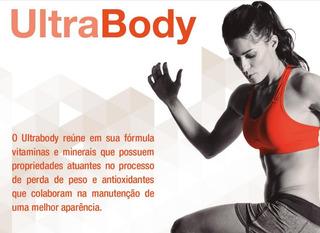 Ultra Body Forever Living 60 Cápsulas