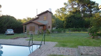 Casa C/parque 3500m2 Y Pileta.