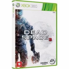 Jogo Lacrado Mídia Física Dead Space 3 Ea Sports Xbox 360