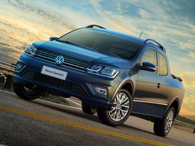 Volkswagen Saveiro Cabina Doble High My18 #a3