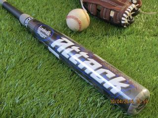 Louisville Slugger Bat Attack Baseball 34/31 Composite