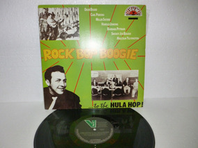 Rock Bop Boogie Varias Bandas Antigas Lp Raro Nacional 1989