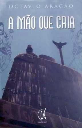 Livro A Mão Que Cria - Romance + Brinde.