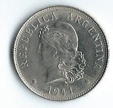50 Centavos 1.941
