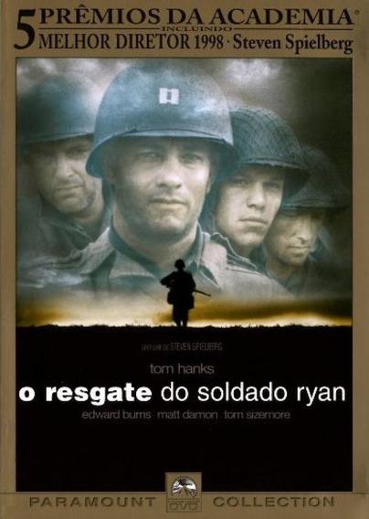 O Resgate Do Soldado Ryan Em Hd - Midia Digital