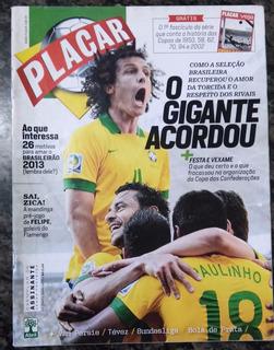Revista Placar Edição 1380 Julho De 2013