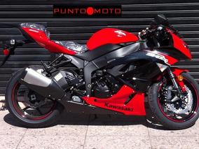 Kawasaki Zx 6 R Ninja 0km !! Puntomoto !! 15-27089671