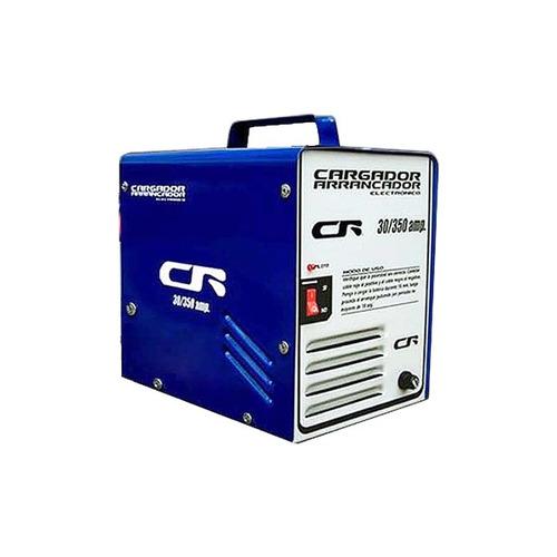 Imagen 1 de 6 de Cargador Cr Arrancador Bateria Auto 30-350a 12v Carga Fija