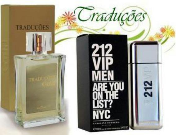 Perfume 212 Vip 100 Ml