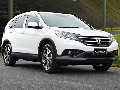 Honda Crv 2014 Sucata Somente Peças Autopartsabc