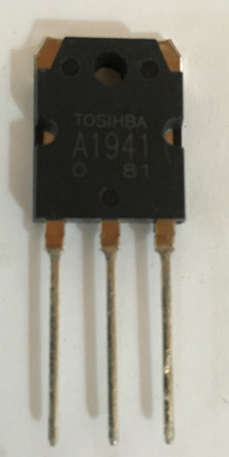 Transistor A1941 Nte-37 Ecg-37 Calidad