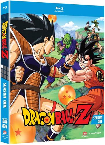 Dragon Ball Z Todas Las Temporadas En Bluray Con Extras