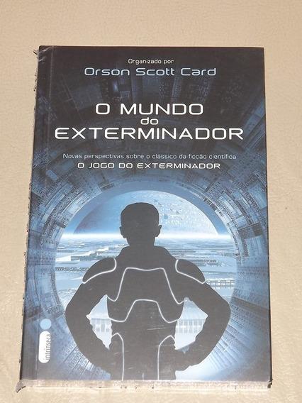 Livro O Mundo Do Exterminador - Orson Scott Card