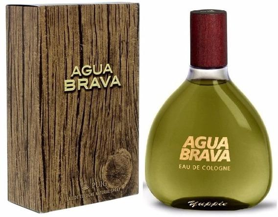 Perfume Importado Agua Brava Antonio Puig Edc 100ml Original