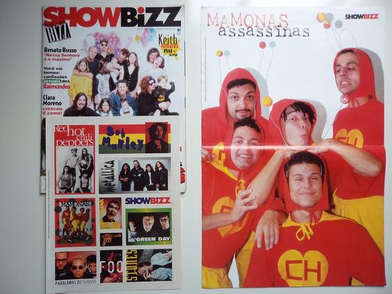 Revista Showbizz Ano 11 - N 11
