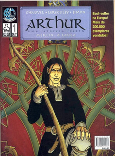 Hq Arthur Uma Epopeia Celta #tchob