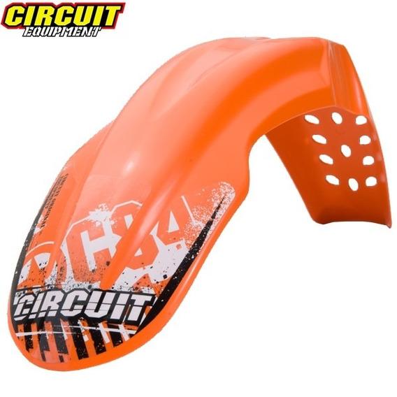 Paralama Dianteiro Circuit Cool - Universal Laranja