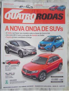 Revista Quatro Rodas - Edição 681 - A Nova Onda De Suvs.