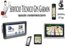 Servico Tecnico Gps Garmin Todos Los Modelos, Pres. S/cargo!