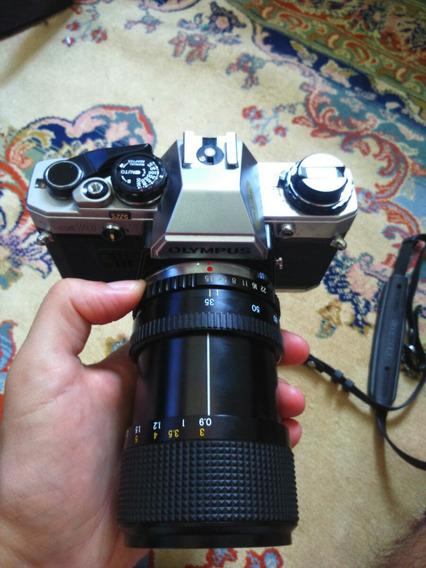Câmera Olympus Om 10