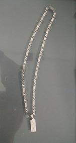 Cordão Corrente De Aço Inox Masculino
