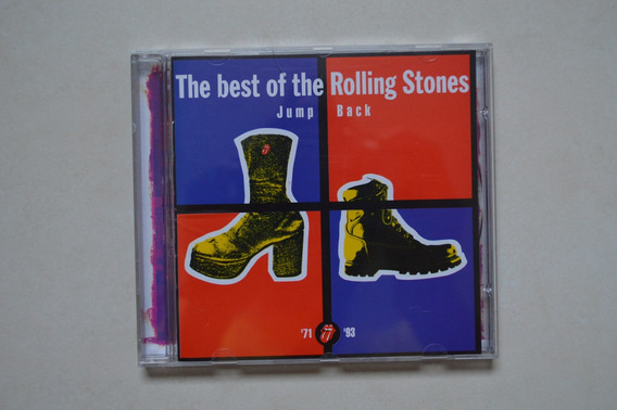 Cd The Rolling Stones - Jump Back 71 / 93