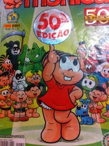 Revista Da Mônica 50 Edição