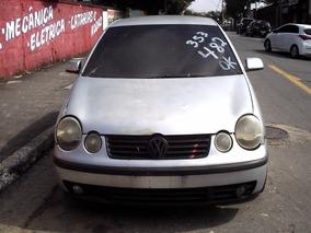 Sucata Vw Polo Para Peças Motor Cambio Lataria Consulte Nos