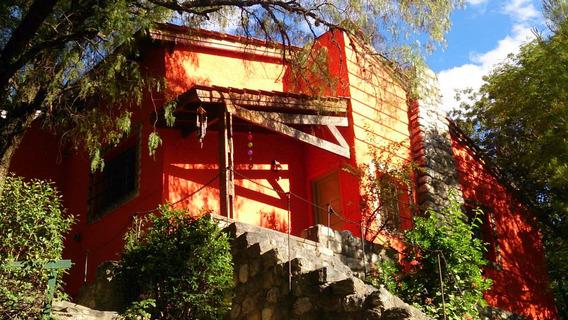 Vendo Casa Quinta Merlo - Lindante Al Hotel Piedra Blanca