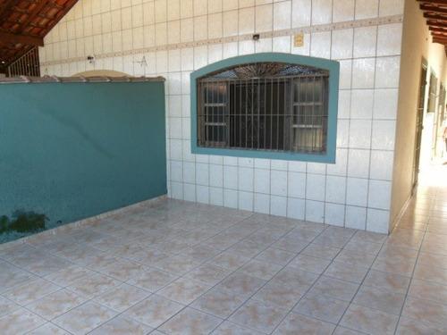 Imagem 1 de 10 de Casa 1 Qto, Sala, Coz, Gar 2 Carros,wc Quintal Bom $ 200.mil