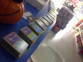 Lote - 100 Cartas - Pokemons