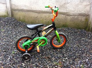 Bicicleta Aro 12 Huffy Pro Thunder Como Nueva En Molina