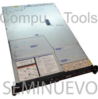 Servidor Ibm 45u 8ram Hdd 146gb 2 Xeon E7520