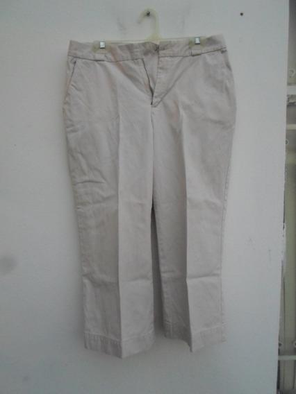 Pantalon Gap Classic Capri Fit T-10r Pesquero