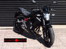 Kawasaki Er 6 N 0km !! Puntomoto !! 4641-3630 / 15-27089671