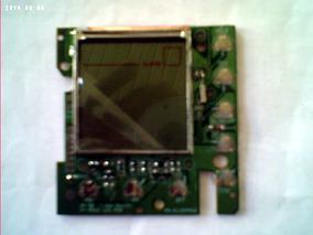 Placa Do Display/ Funções Radio Mondial Rp-03 Multi Band