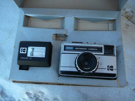 Conjunto Kodak 177 Xf - Antiga