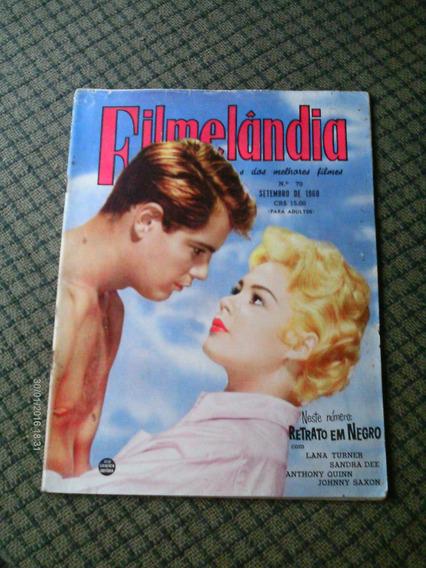 Filmelandia N. 70 Setembro De 1960 - Leia O Anuncio ...