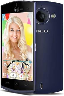Blu Selfie Dual Chip Azul S470a 16gb 13mp Flash Frontal
