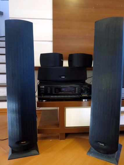 Caixas De Som - Home Theater Fr 752