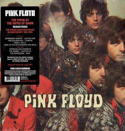 Vinilo - The Piper At The Gates Of Dawn - Pink Floyd